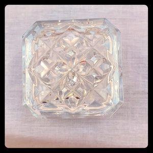 Waterford Crystal Trinket Box